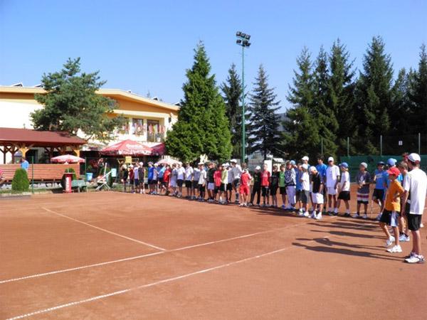 Tennis Point s.r.o. - kontaktné informácie